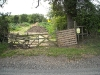 Planning Permission notification on Gravel Pit Field gate