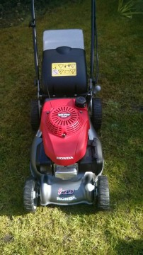 Honda Izy HRG 416 SK Lawnmower